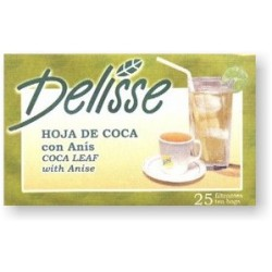 Delisse Coca Tea with Anise...