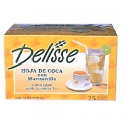 Delisse Coca Tea with...