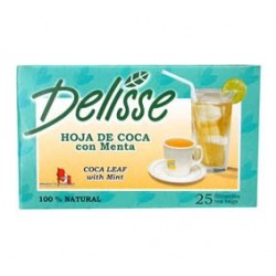 Delisse Coca Tea with with...