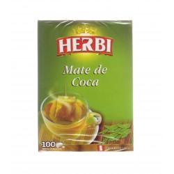 Herbi Coca Tea - 100 Tea Bags