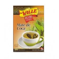 Del Valle Coca Tea - 100 Tea Bags
