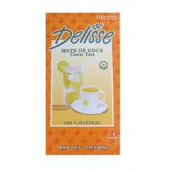 Delisse Coca Tea - 100 Tea...